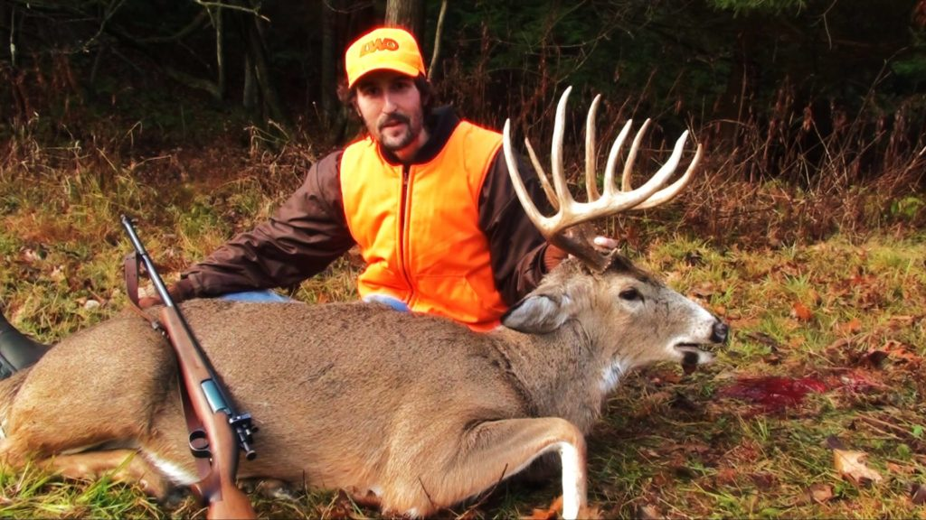 2015 record book rifle 10 point buck